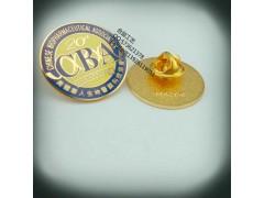 广州金属徽章、金属徽章、金属企业襟章生产厂家