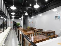 杭州快餐厅装修,杭州专业快餐厅装修公司-浙江国富装饰