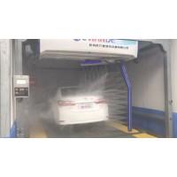 杭州科万德全自动洗车机电脑智能洗车设备可系统扫码支付