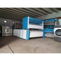 兰州出售整场二手水洗设备,二手百强折叠机100公斤脱水机