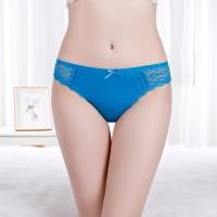 外贸女士内裤蕾丝边女式三角裤ladies underwear