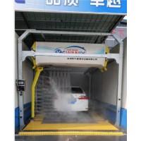 杭州科万德全自动洗车机 无刷洗车机安全环保洗车高效率