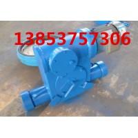 电液转角器驱动 进口料口尺寸DEZ:电液动鄂式闸门