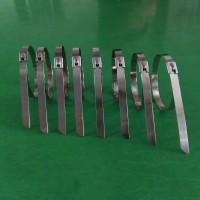 现货供应201/304材质自锁式不锈钢扎带电力工程不锈钢扎带