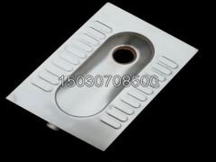 304优质不锈钢蹲便器 卫生间用蹲便池