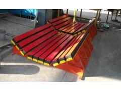 耐磨润滑阻燃缓冲条 皮带机缓冲床定制