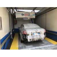 无划痕洗车机 免擦拭洗车设备优势