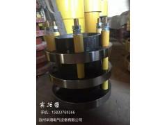 西安泰富西玛电机厂产电机集电环YRKK800-10钢环铜环