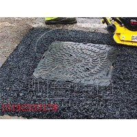 湖北黄石冬季沥青路面修补不惧风雪沥青冷补料施工成本低