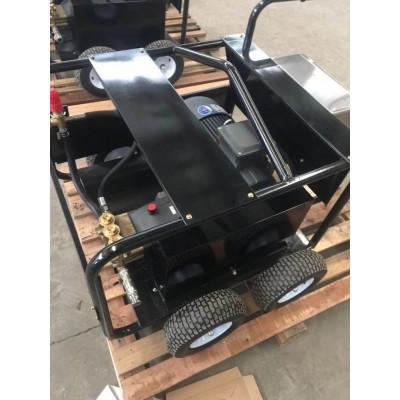 除锈除漆500公斤高压清洗机工作原理