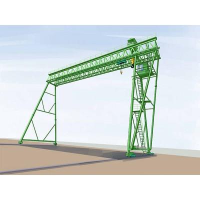西藏那曲龙门吊厂家出租100+100吨梁场龙门吊