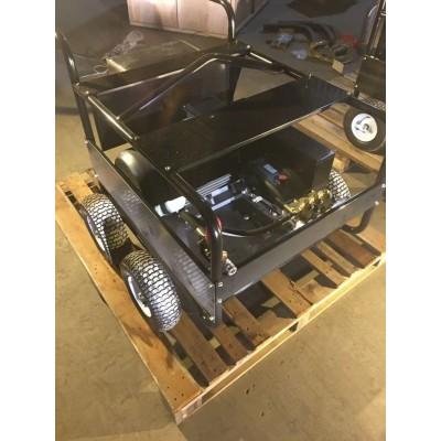 内蒙古呼和浩特吊篮工业高压汽柴油驱动清洗机