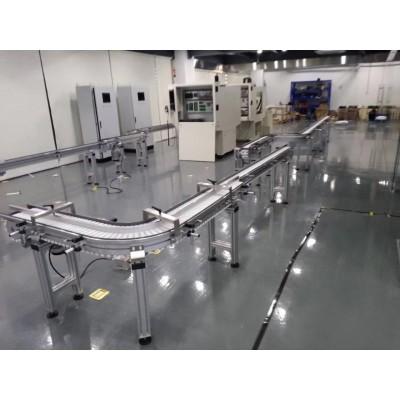 44宽度柔性链板线驱动装置