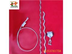 预绞式OPGW悬垂线夹 光缆直线悬挂金具厂家诚信商家发货及时