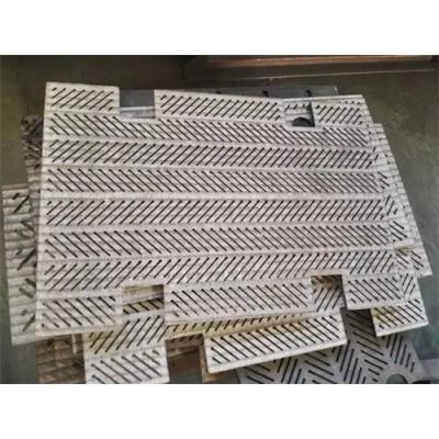 碳化铬堆焊耐磨板    高质量堆焊板