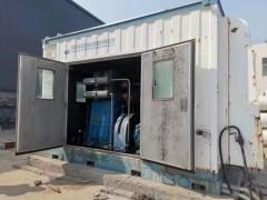 出售13年金星CNG子站压缩机  两级压缩