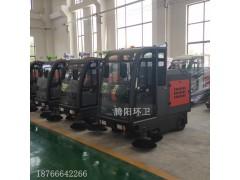 腾阳电动驾驶式扫地车的标准配置