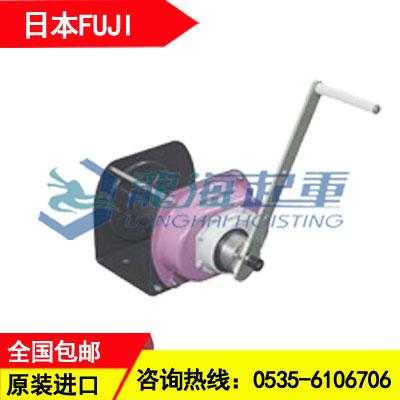 PSW-100N型FUJI手动绞盘,矿山设备牵引用手动绞盘